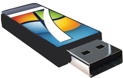 how to make windows 7 see usb hdd