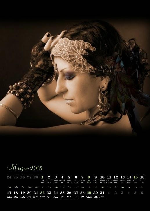 fotokalendarz projekt tribal