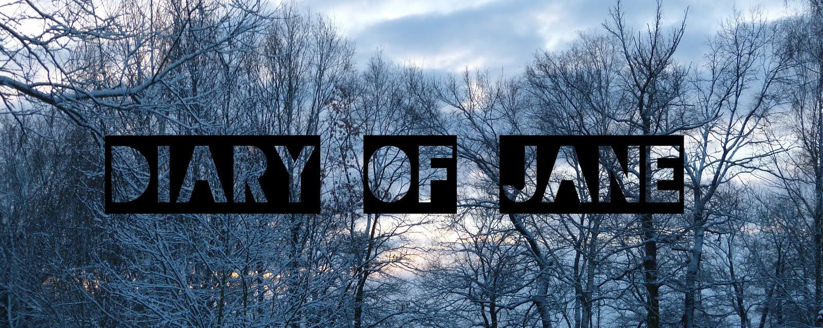 Diary of Jane Darkness
