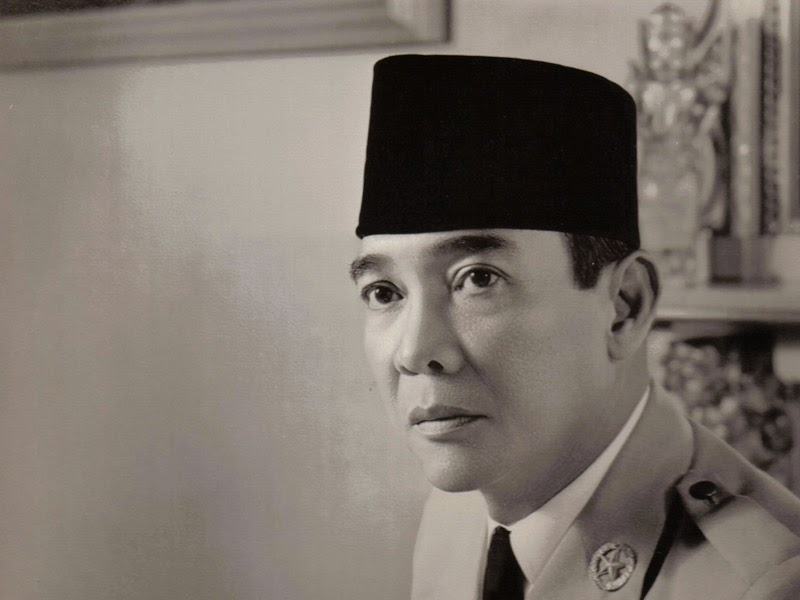 Soekarno, Sang Proklamator