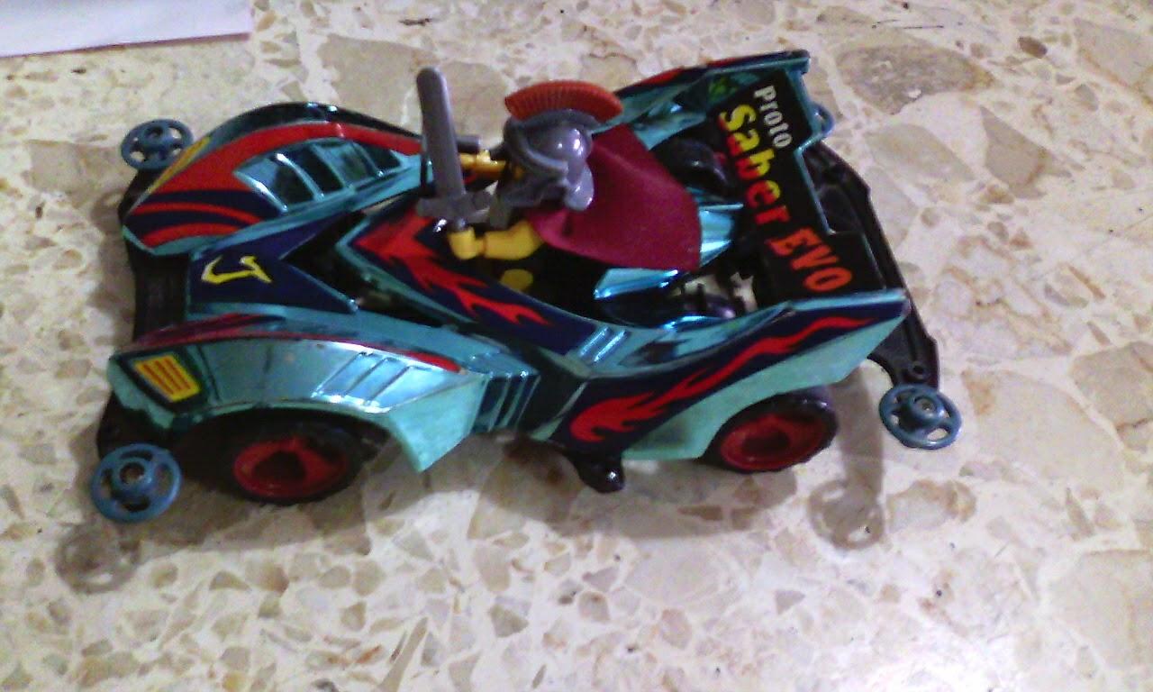Mainan Mobil Tamia