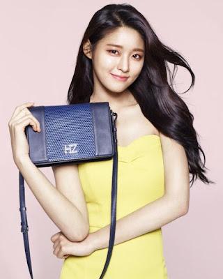 Seolhyun AOA Hazzys