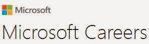Vacancy for Freshers at Microsoft in Dec. 2014