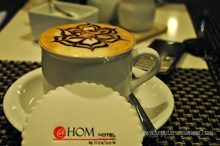 Cappuccino Hom Hotel SMG