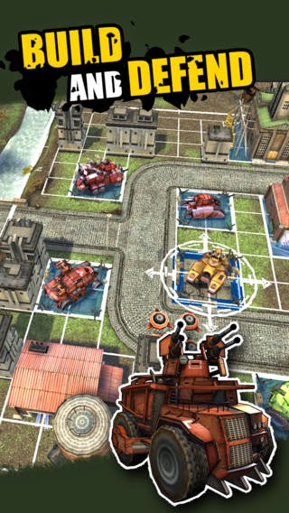 screenshot 5 Base Busters™ v1.1.1