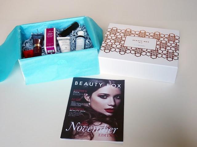 Lookfantastic Beauty Box No2 Review