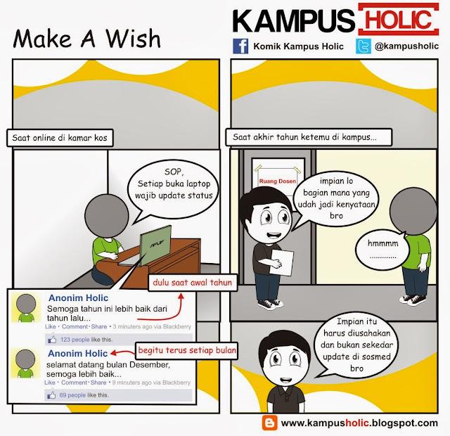 #348 Make A Wish