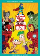 Phineas and Ferb Mision Marbel (2013) Online Latino
