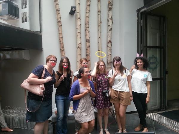Un aprèm au top : Les ateliers Oh My Blog ! à Grenoble