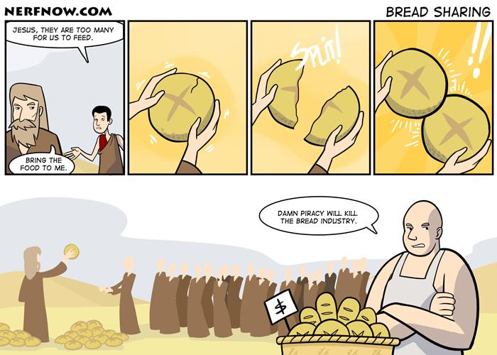 pirataria comic