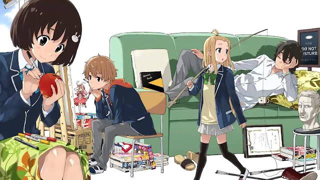 Manga Komedi 'Kono Bijutsu-bu ni Mondai ga Aru!' Akan Dapatkan Adaptasi Anime TV