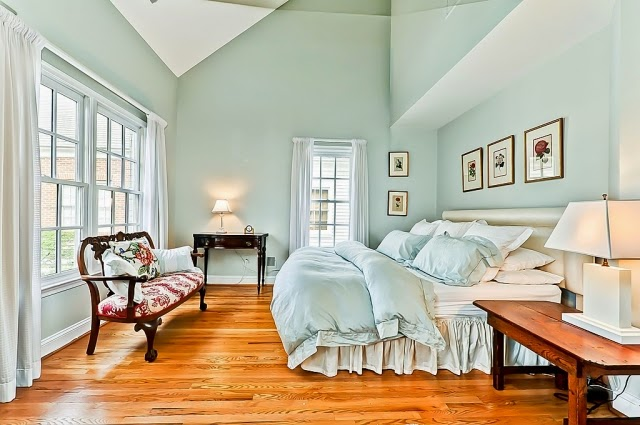color design for bedrooms with soft pastel colors