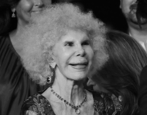 Died the Duchess of Alba - the richest and most titled woman in Spain