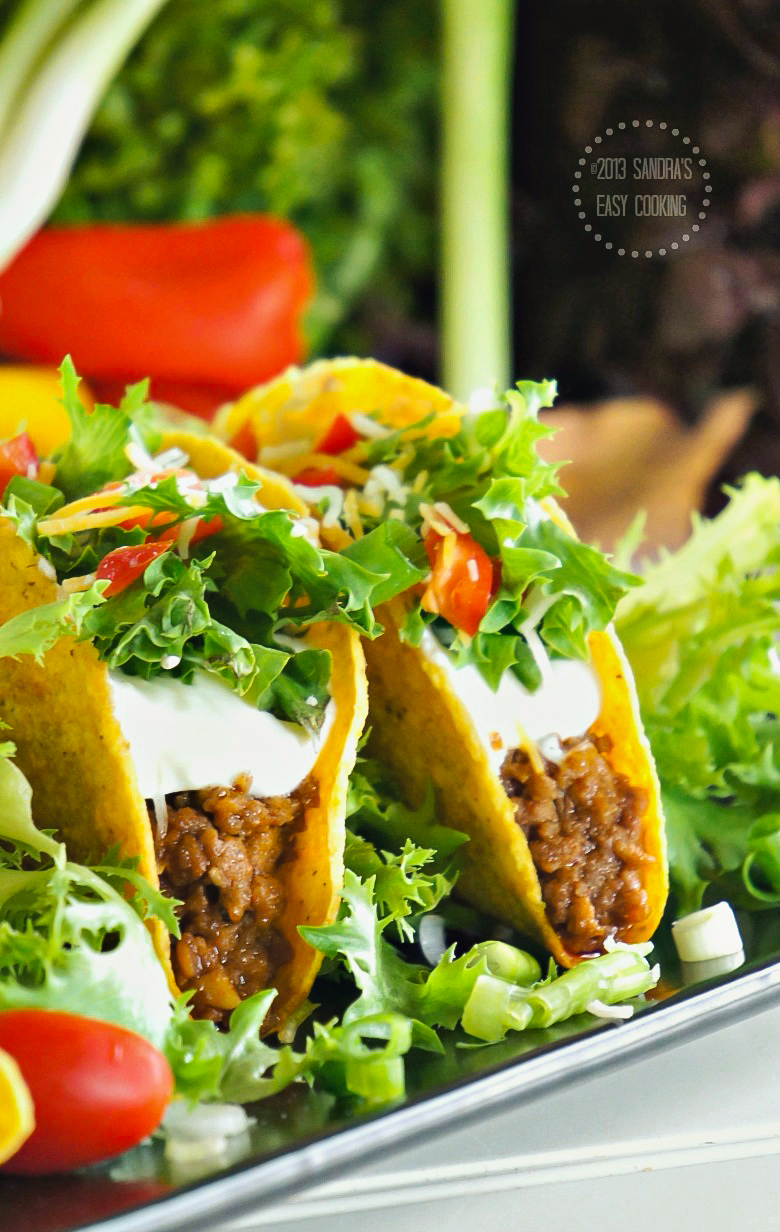 Beef Taco #food #recipes