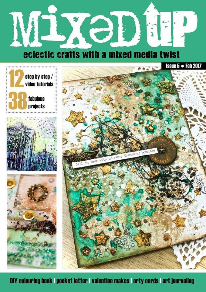 Mixed Up Magazine Issue 5