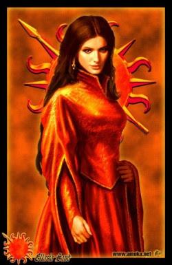 Ellaria Arena - Juego de Tronos en los siete reinos