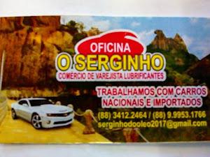 OFICINA O SERGINHO