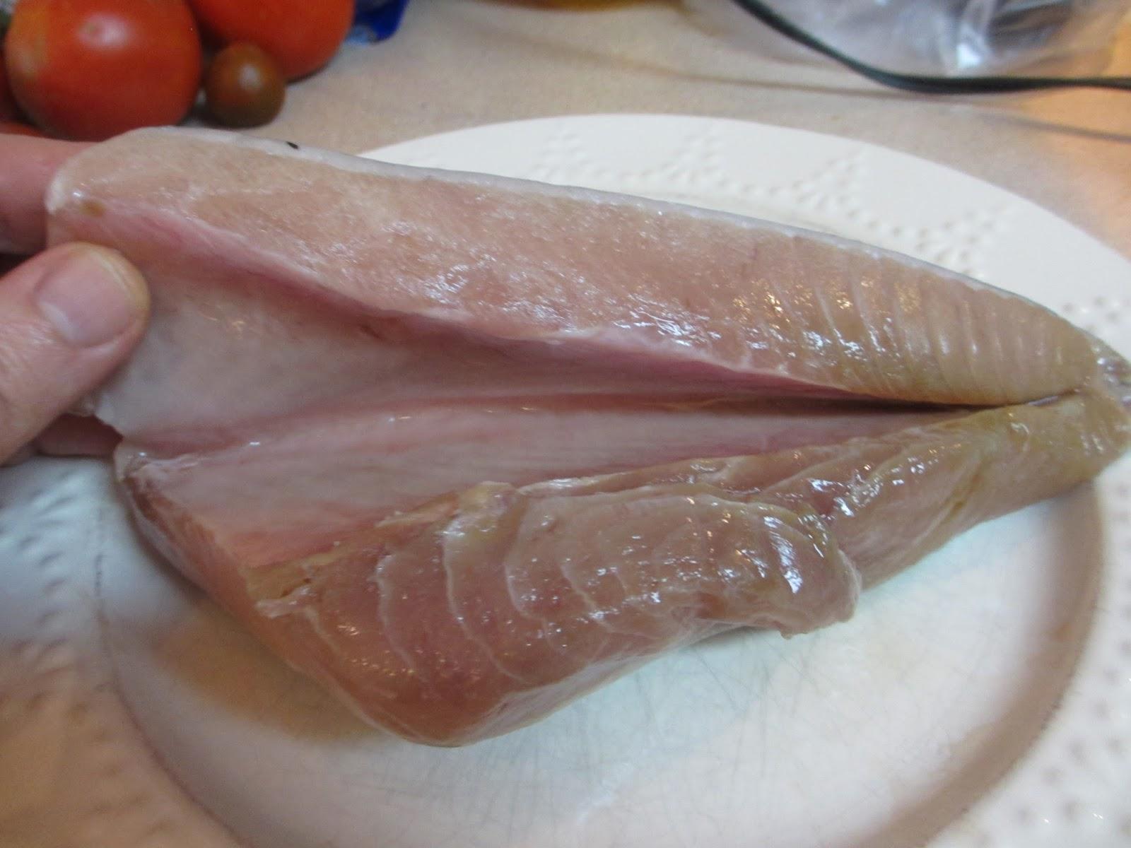 Cannundrums: Grilled Bluefin Fatty Tuna or Toro