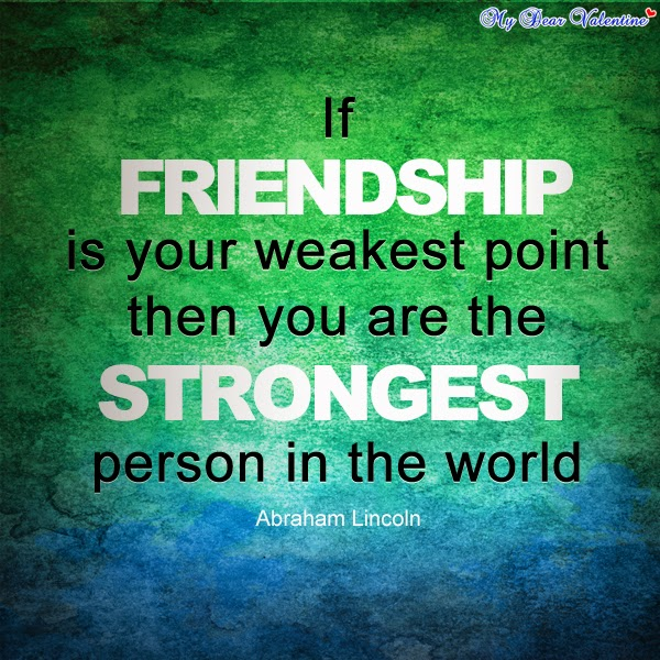 friendship dialog