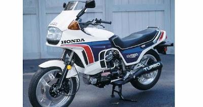 honda cx650