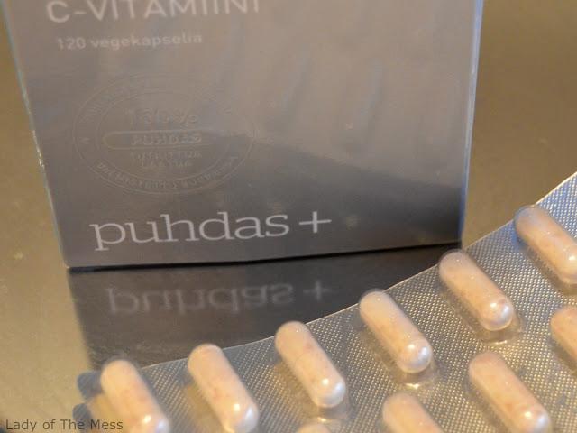 puhdas+, youth capsules, lisäravinne