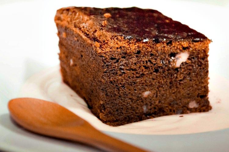 brownie+natillas Brownie esponjoso (y nuestra sugerencia)