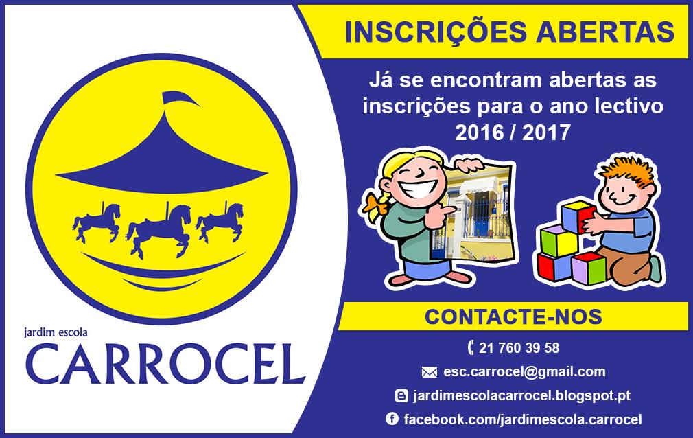 Inscrições 2016/2017