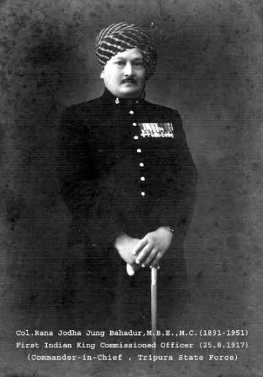 Rana Jodha Jung Bahadur
