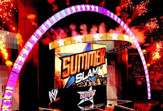 WWE Summerslam 2013 results