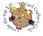 In Top 3 on Jan 6th at Card Crafters Circle