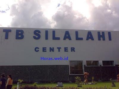 TB Silalahi Center