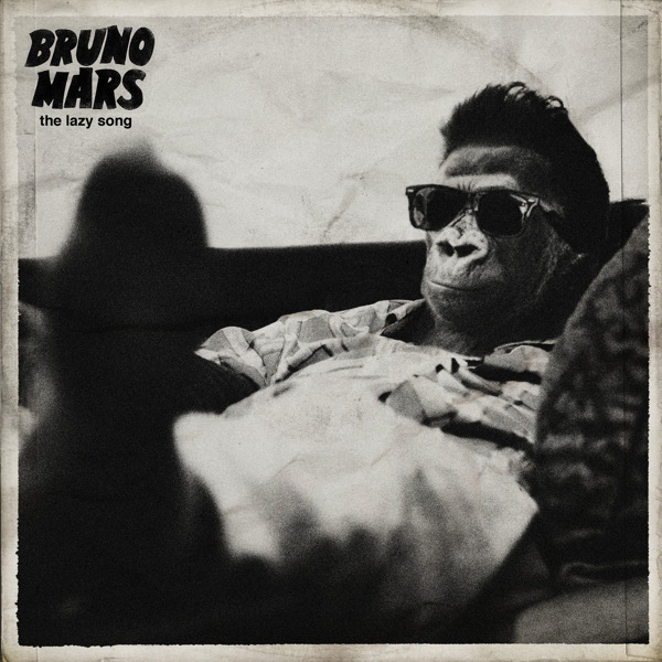 bruno mars the lazy song. Photo Bruno Mars - The Lazy