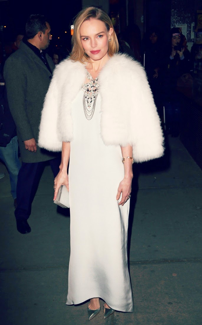 Kate Bosworth Winter Style