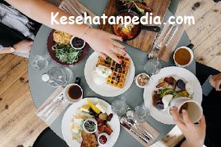 Tips sarapan yang baik untuk menurunkan berat badam