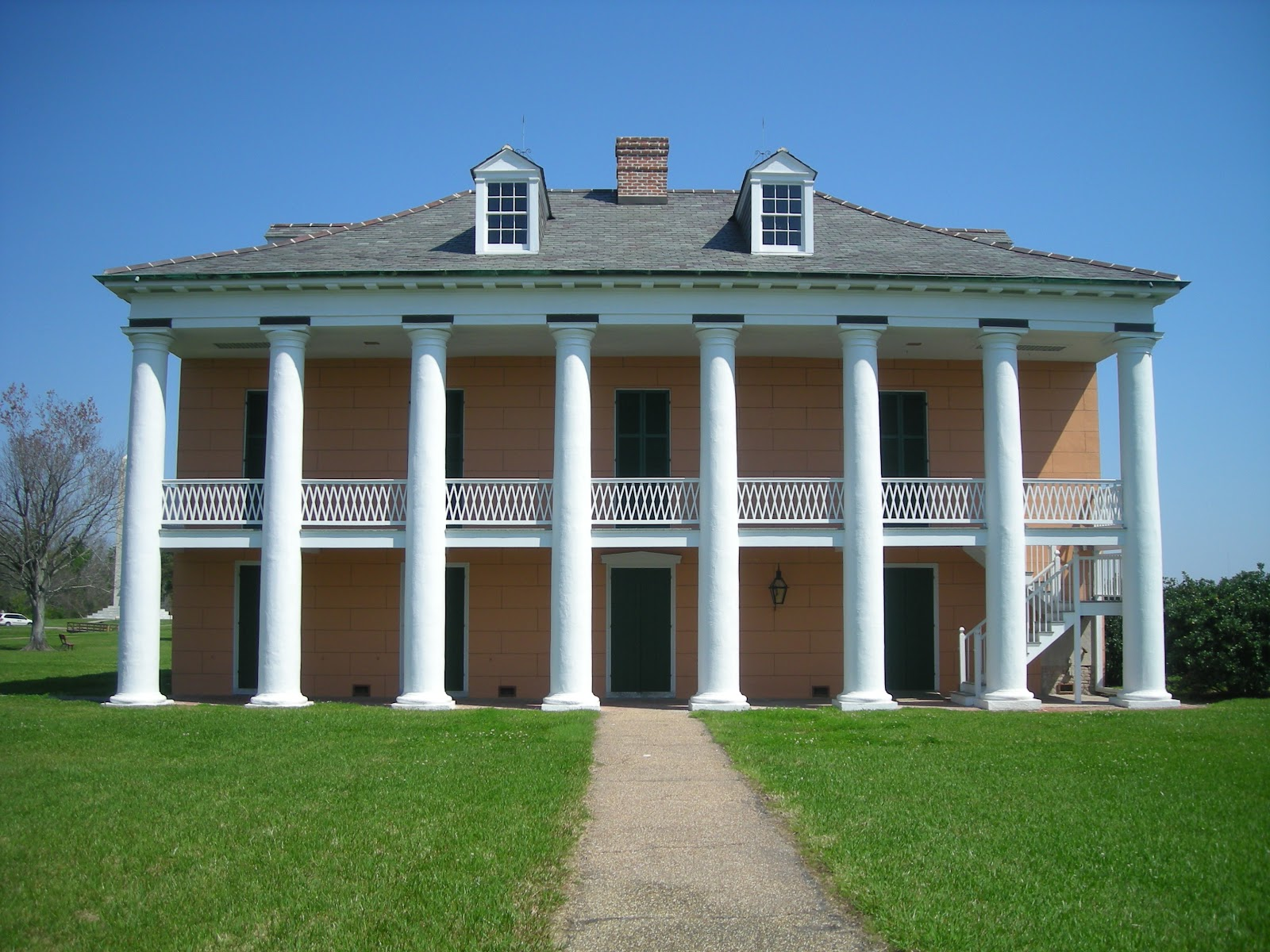 Texas architecture and miscellaneous university palladian for Palladian home designs