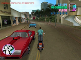 Gta vice city game jacobabad