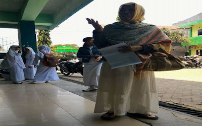 ngaku nabi wanita paruh baya di sulawesi selatan