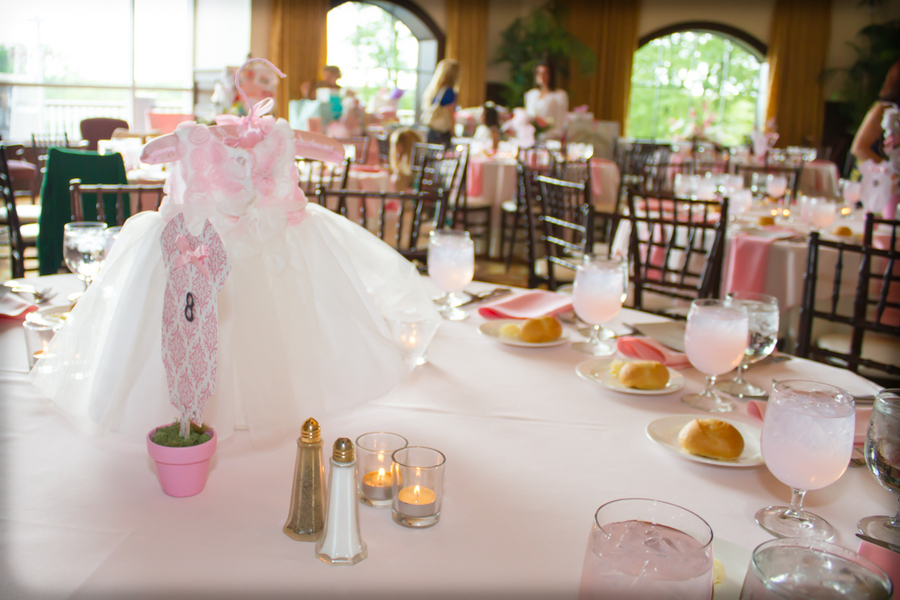 elegant baby shower table decorations elegant baby girl shower