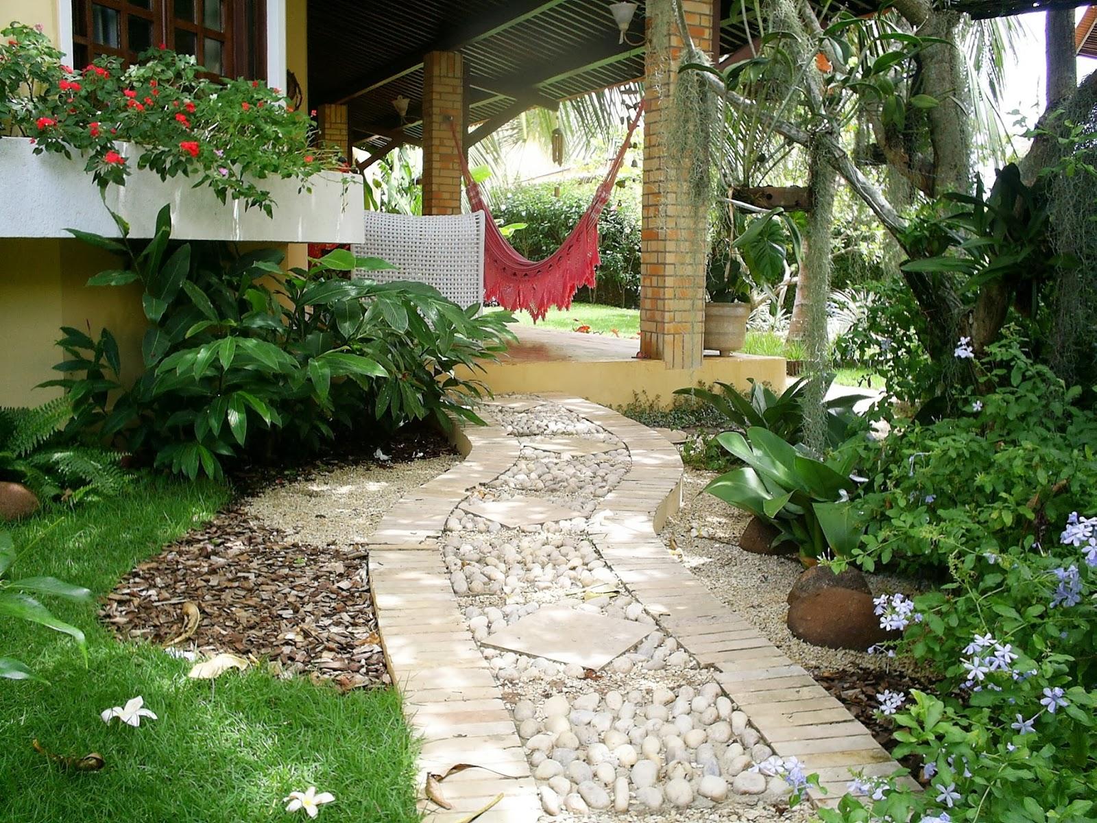 plantas jardins tropicais : plantas jardins tropicais: Decoração: JARDINS TROPICAIS – PLANTAS TÊM BOA ADAPTAÇÃO