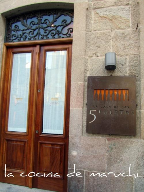 La cocina de maruchi enero 2012 for Puertas de cocina de restaurante