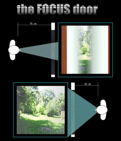 ... sebuah konsep desain pintu interior baru yang mungkin akan anda suka