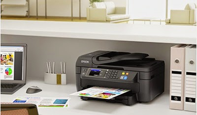 Epson WF-2660 Printer office