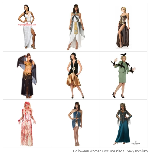 Costume Ideas For Womens