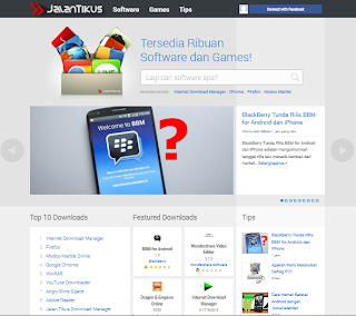 Jalantikus.com Download Game PC dan Android Gratis