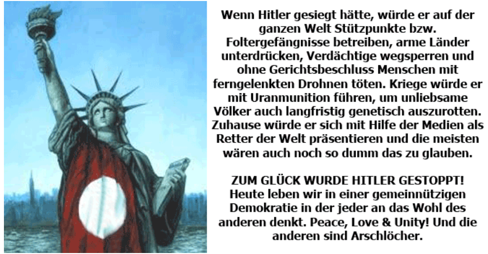Wenn Hitler gesiegt hätte ...