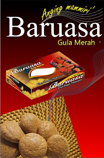 Baruasa Mascot Kue Tradisional Bugis Makassar