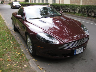 aston martin variety of colors
