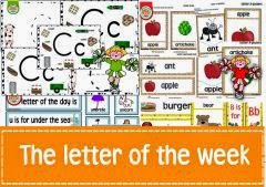 The letter of the week