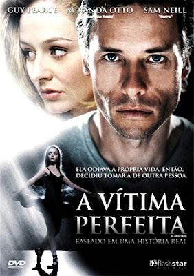 Filme Poster A Vítima Perfeita DVDRip XviD Dual Audio & RMVB Dublado