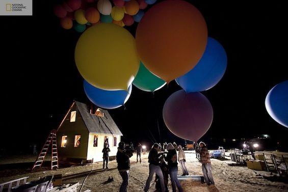 صور منزل يطير باستخدام البالونات !! مشروع جديد مستوحى من فيلم ديزني up %252C1-K-283880-3.jp